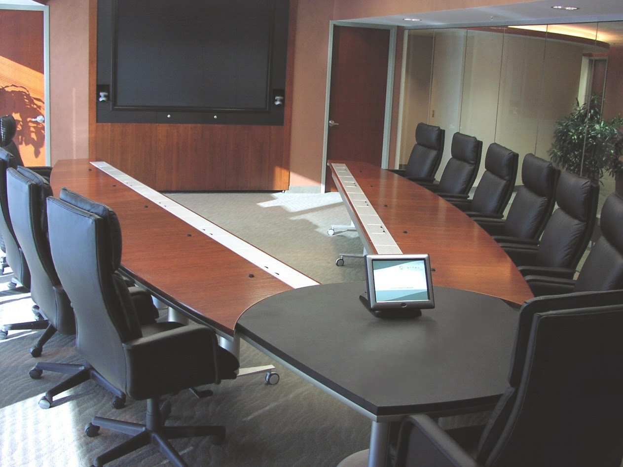 The Inviting Conference Room - Alliance Corporate Services