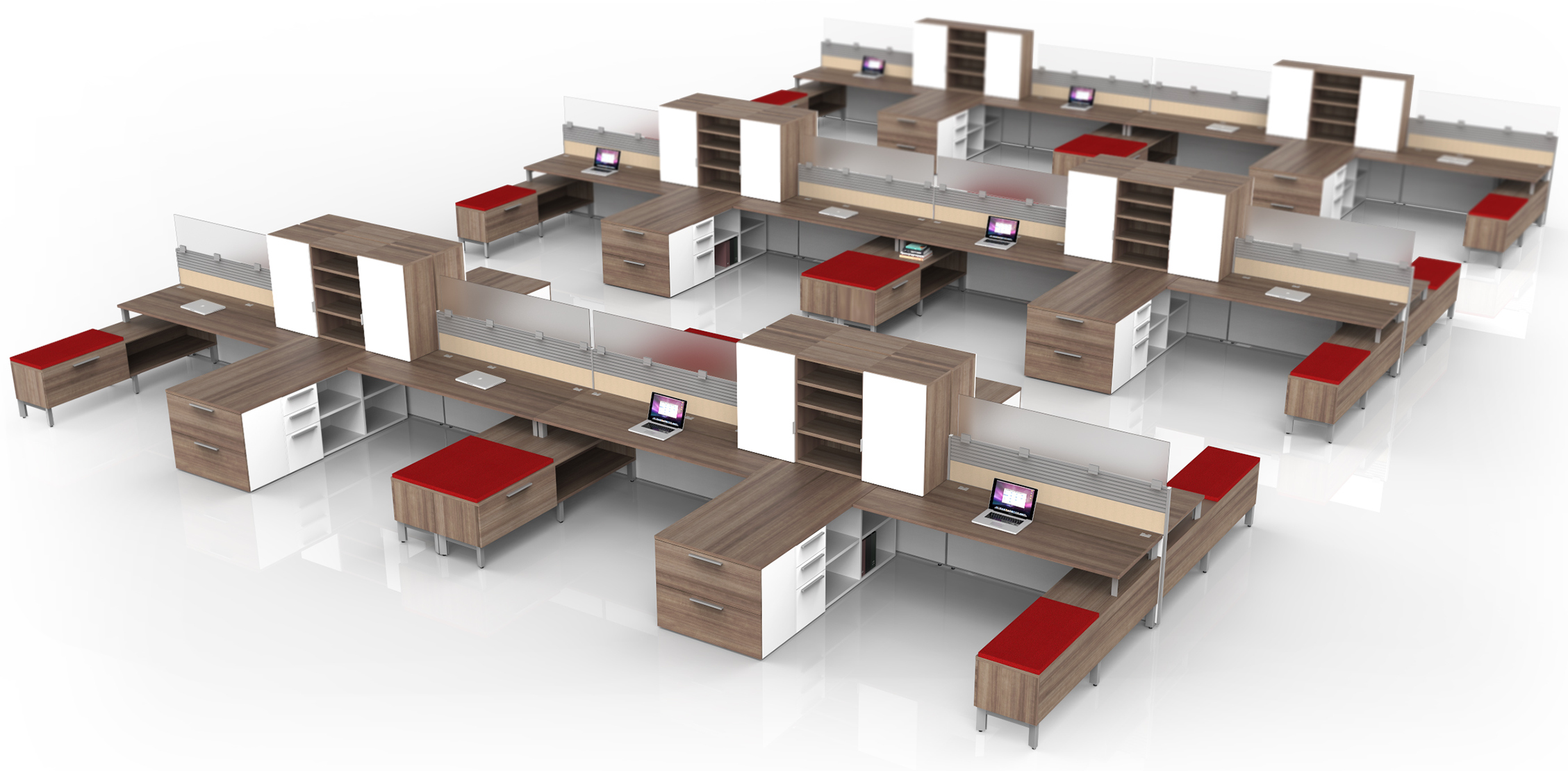 Reducing Noise in Open Offices