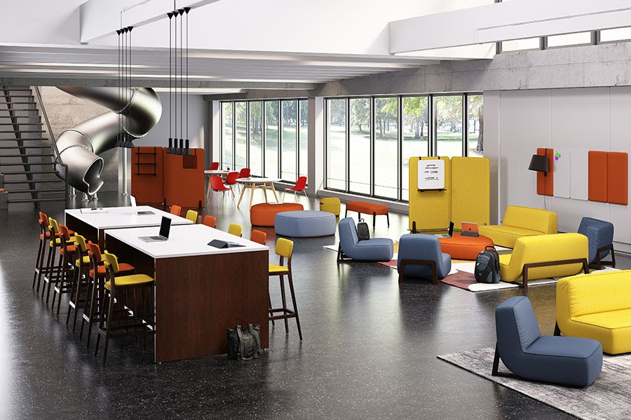 Office Design Amenities Your Team Will Love