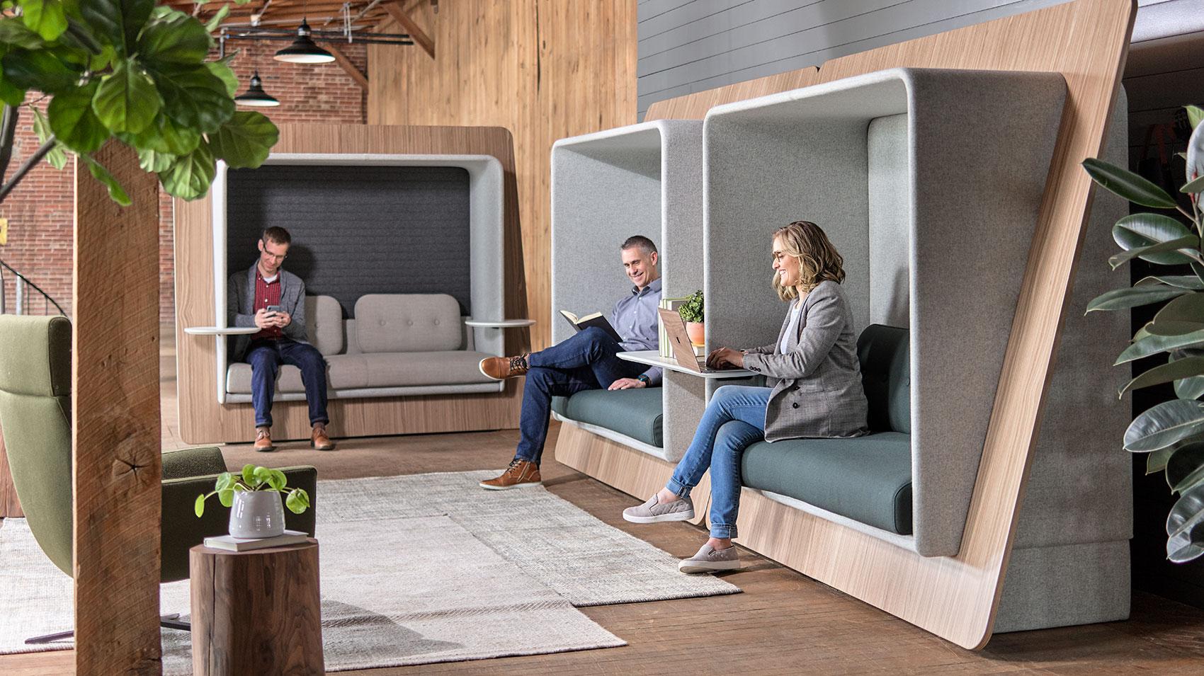 The Evolution of Office Design
