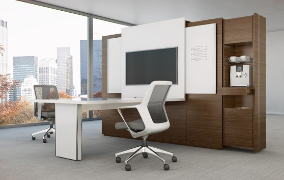 Office furniture and design trends to look for in 2020