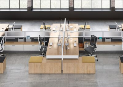 Open Area: Collaborative Panel Systems