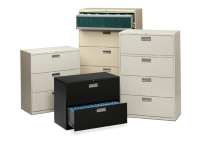 Storage: Filing Cabinets