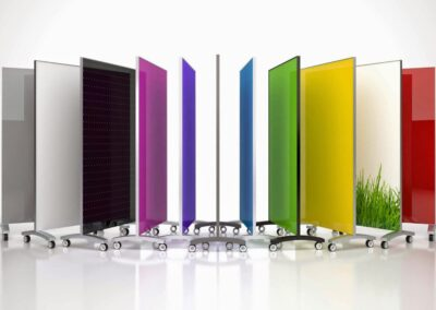 Accessories: Glass Boards