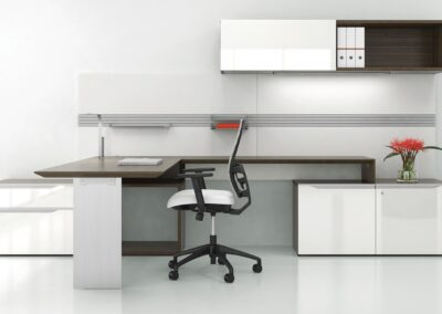 Private Offices: Private Office Desks