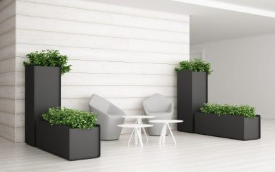 Outdoor Office Space