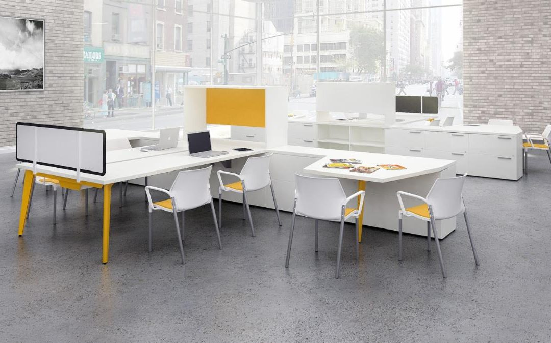 Express Your Corporate Culture Through Furniture and Design